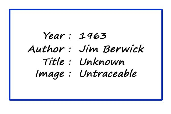 SoY 1963 (Jim Berwick)