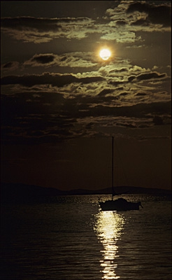 SoY 1976 Evening Anchorage (Douglas McKean)