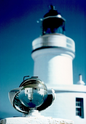 SoY 1978 Fortrose Lighthouse (Eric Bryson)