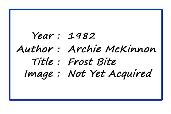 SoY 1982 Frost Bite (Archie McKinnon)