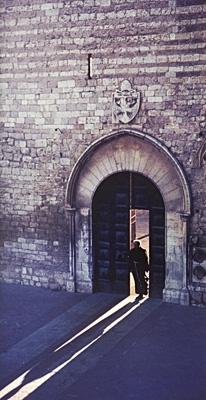 SoY 1974 Monastery at Assisi (Jim Stewart)
