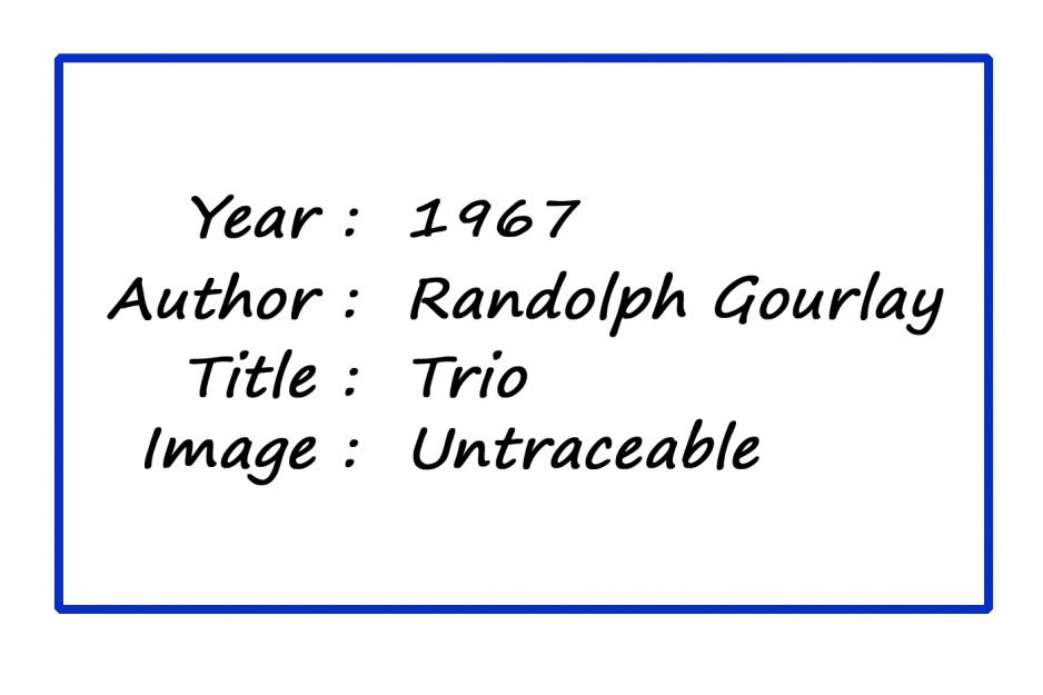 MPoY 1967 Trio (Randolph Gourlay)