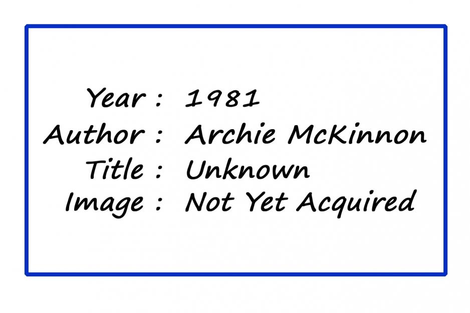 MPoY 1981 (Archie McKinnon)