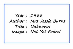 MPoY 1966 (Mrs Jessie Burns)