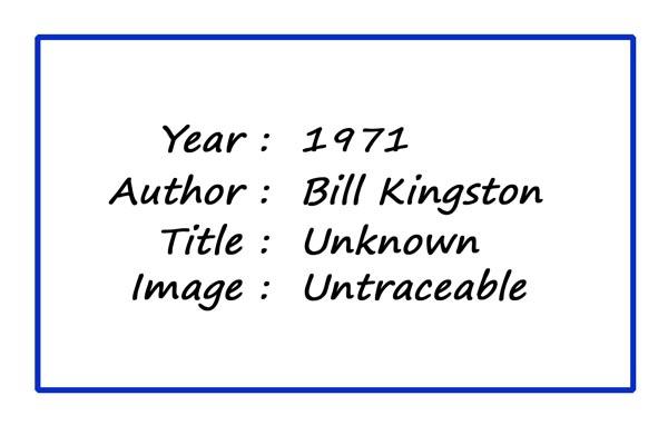 CPoY 1971 (Bill Kingston)