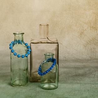 Winner  Glass & Beads by Agnes Clark