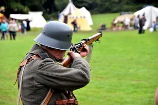 "B Colour 3rd =""Halt or I'll Shoot"" by Peter Graham"