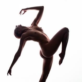 B Section PDI 1st Balletic Nude by David Ferguson