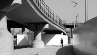 B-SectionMono-PrintStep-Into-The-Light_Elaine-Woodford-S